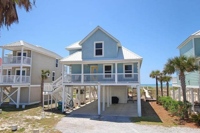 4091 Cape San Blas Rd Lot 40, CAPE SAN BLAS, FL 32456 (MLS #305471) :: Anchor Realty Florida