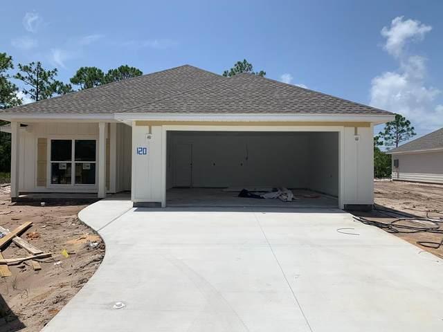 120 Walkabout Ct, PORT ST. JOE, FL 32456 (MLS #305474) :: Anchor Realty Florida