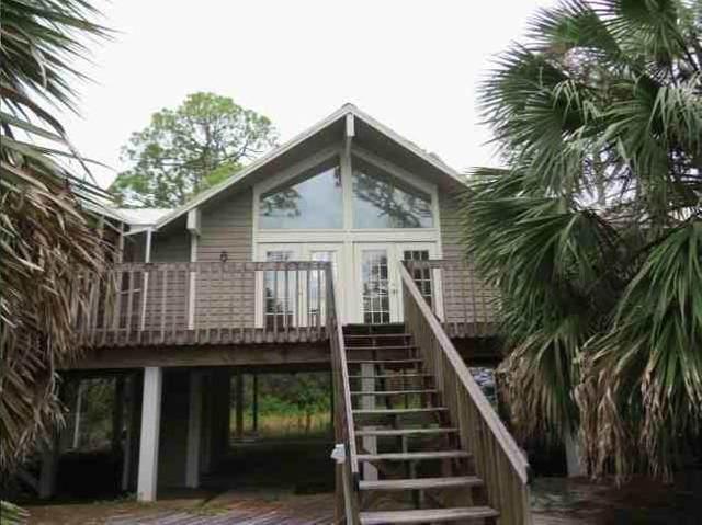 1223 Avocet Ln, ST. GEORGE ISLAND, FL 32328 (MLS #305493) :: The Naumann Group Real Estate, Coastal Office