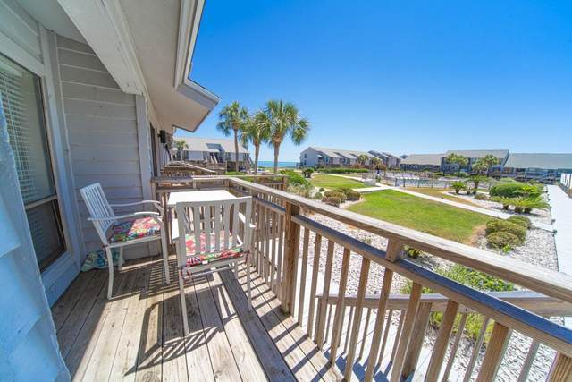 1804 E Gulf Beach Dr J-6, ST. GEORGE ISLAND, FL 32328 (MLS #305567) :: Anchor Realty Florida