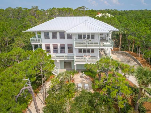 2148 Sea Horse Ln, ST. GEORGE ISLAND, FL 32328 (MLS #305570) :: Berkshire Hathaway HomeServices Beach Properties of Florida