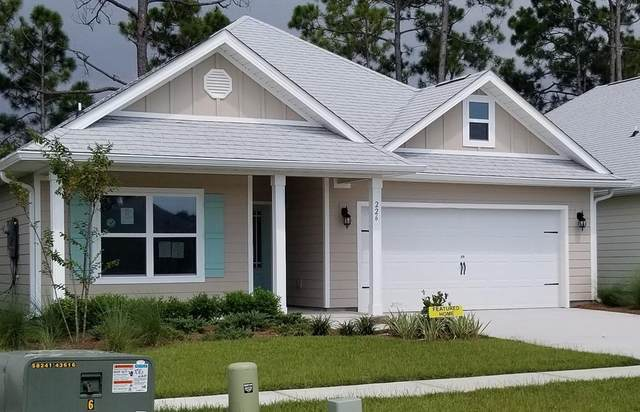 159 Breeze Lane, PORT ST. JOE, FL 32456 (MLS #305572) :: The Naumann Group Real Estate, Coastal Office