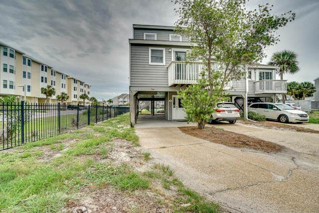 544 Barrier Dunes Dr, CAPE SAN BLAS, FL 32456 (MLS #305583) :: The Naumann Group Real Estate, Coastal Office