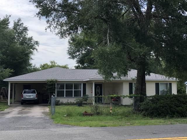 411 12TH ST, CARRABELLE, FL 32322 (MLS #305618) :: Anchor Realty Florida