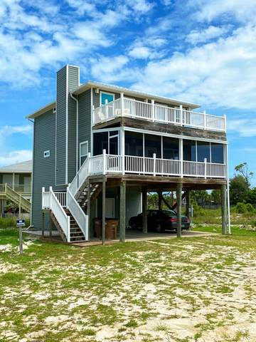121 Dunes Dr, CAPE SAN BLAS, FL 32456 (MLS #305626) :: The Naumann Group Real Estate, Coastal Office