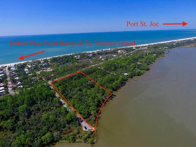 TBD Indian  Pass Rd, PORT ST. JOE, FL 32456 (MLS #305722) :: Berkshire Hathaway HomeServices Beach Properties of Florida