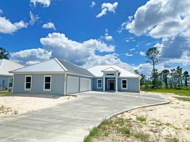 200 Sea Haven Dr, PORT ST. JOE, FL 32456 (MLS #305743) :: Anchor Realty Florida
