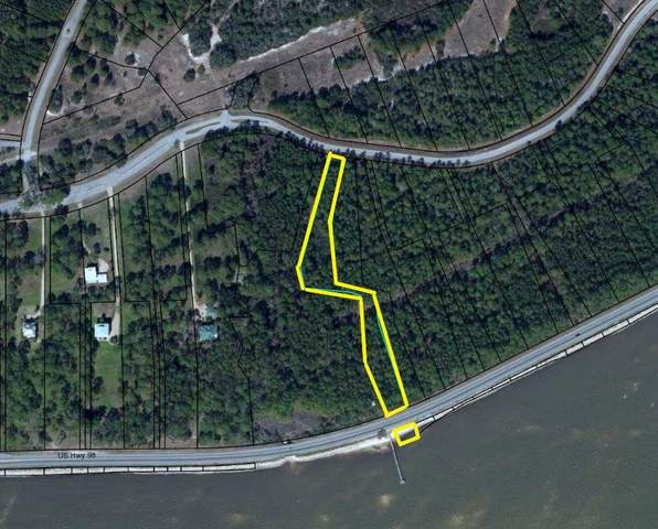 274 Gramercy Plantation Blvd, EASTPOINT, FL 32328 (MLS #305754) :: Berkshire Hathaway HomeServices Beach Properties of Florida