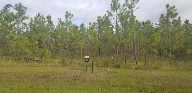 Lot 21 Wide Water Cir, WEWAHITCHKA, FL 32465 (MLS #305756) :: The Naumann Group Real Estate, Coastal Office