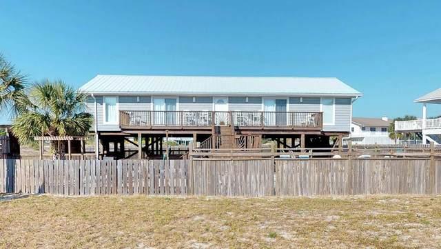 601 E Gorrie Dr, ST. GEORGE ISLAND, FL 32328 (MLS #305771) :: The Naumann Group Real Estate, Coastal Office