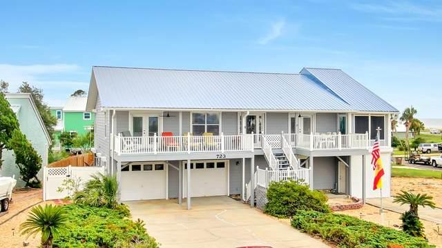 723 Gulf Aire Dr, PORT ST. JOE, FL 32456 (MLS #305786) :: The Naumann Group Real Estate, Coastal Office