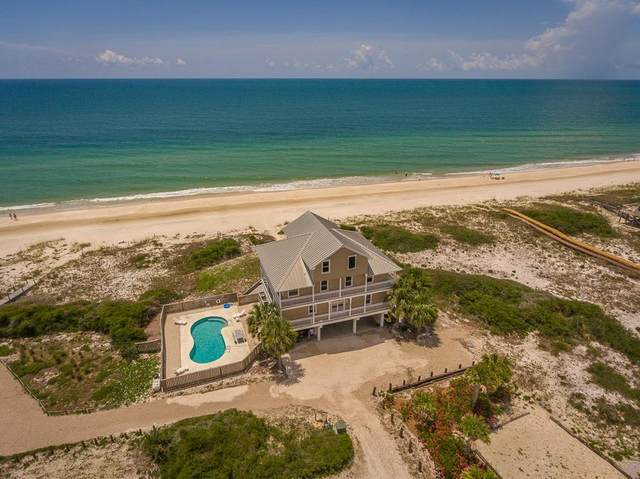 1648 E Gulf Beach Dr, ST. GEORGE ISLAND, FL 32328 (MLS #305801) :: Berkshire Hathaway HomeServices Beach Properties of Florida