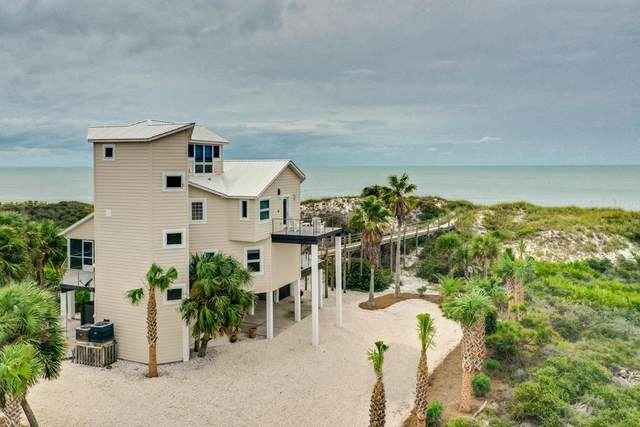 163 Seacliff Dr, CAPE SAN BLAS, FL 32456 (MLS #305828) :: Berkshire Hathaway HomeServices Beach Properties of Florida