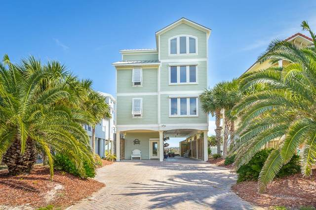 2244 Sailfish Dr, ST. GEORGE ISLAND, FL 32328 (MLS #305834) :: Berkshire Hathaway HomeServices Beach Properties of Florida