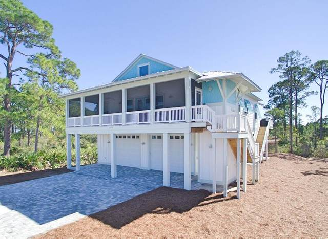 203 Park Point Cir, CAPE SAN BLAS, FL 32456 (MLS #305835) :: Berkshire Hathaway HomeServices Beach Properties of Florida