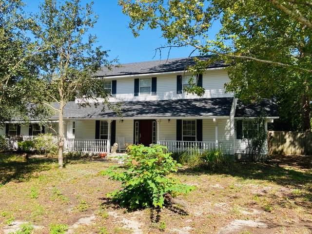 902 Ave D, CARRABELLE, FL 32322 (MLS #305843) :: Anchor Realty Florida