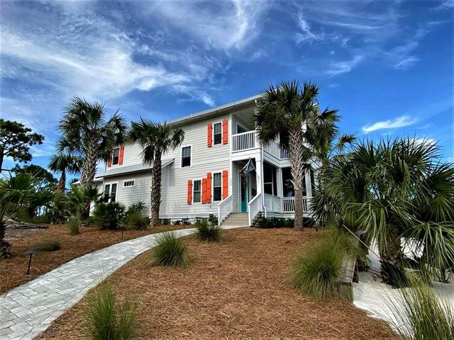 129 Cord Grass Way, CAPE SAN BLAS, FL 32456 (MLS #305852) :: Berkshire Hathaway HomeServices Beach Properties of Florida
