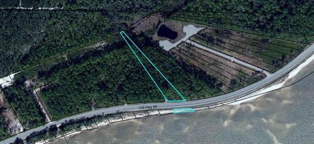 1465 Hwy 98, EASTPOINT, FL 32328 (MLS #305864) :: Berkshire Hathaway HomeServices Beach Properties of Florida