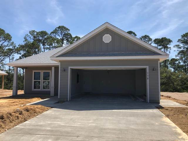 360 Tide Water Dr Lot 1012, PORT ST. JOE, FL 32456 (MLS #305882) :: Berkshire Hathaway HomeServices Beach Properties of Florida
