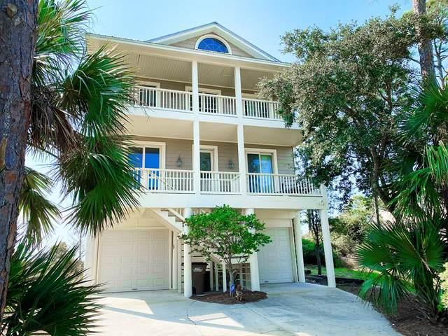114 Seascape Dr, PORT ST. JOE, FL 32456 (MLS #305887) :: Berkshire Hathaway HomeServices Beach Properties of Florida
