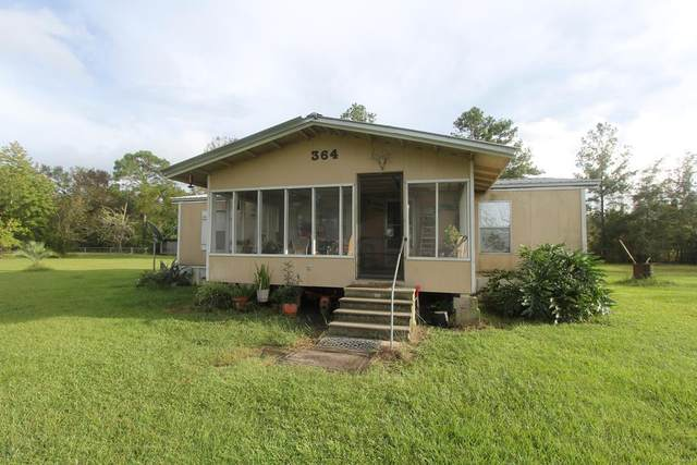 364 Stanley Dr, WEWAHITCHKA, FL 32465 (MLS #305892) :: Anchor Realty Florida