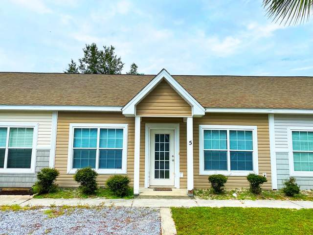457 Ponderosa Pines Dr #5, PORT ST. JOE, FL 32456 (MLS #305954) :: Anchor Realty Florida