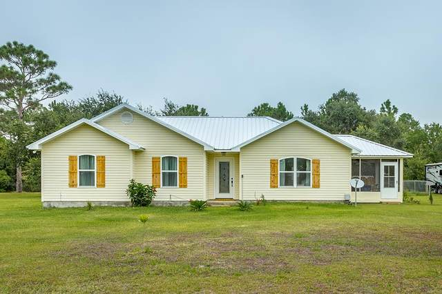 839 C C Land Rd, EASTPOINT, FL 32328 (MLS #305973) :: Anchor Realty Florida