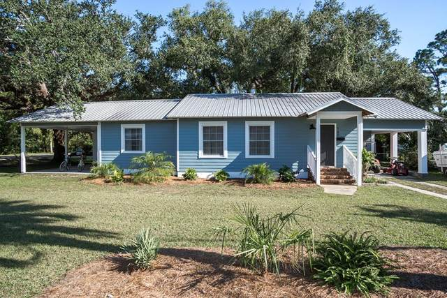 160 Ave D, APALACHICOLA, FL 32320 (MLS #306003) :: Anchor Realty Florida
