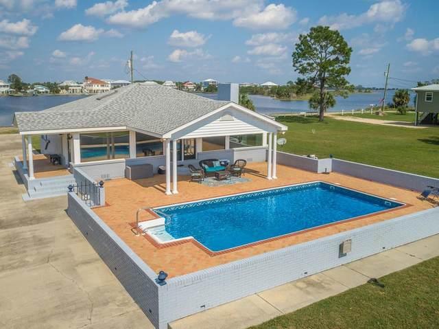 123 Walker Creek Dr, CRAWFORDVILLE, FL 32327 (MLS #306033) :: The Naumann Group Real Estate, Coastal Office