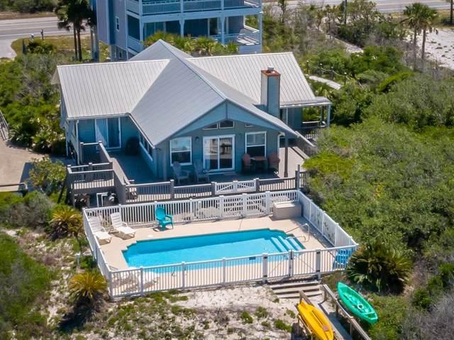 4223 Cape San Blas Rd, CAPE SAN BLAS, FL 32456 (MLS #306049) :: The Naumann Group Real Estate, Coastal Office