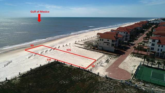 Lot 32 Sunset Dr, ST. GEORGE ISLAND, FL 32328 (MLS #306050) :: The Naumann Group Real Estate, Coastal Office