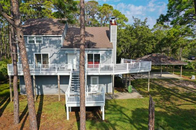 1648 Ivy Way, ST. GEORGE ISLAND, FL 32328 (MLS #306051) :: The Naumann Group Real Estate, Coastal Office