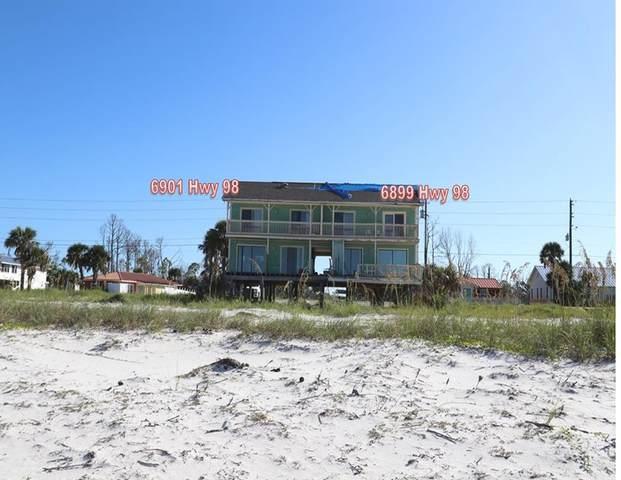 6901 Hwy 98, PORT ST. JOE, FL 32456 (MLS #306064) :: The Naumann Group Real Estate, Coastal Office