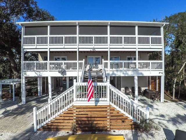 99 Bay Shore Dr, EASTPOINT, FL 32328 (MLS #306070) :: Anchor Realty Florida
