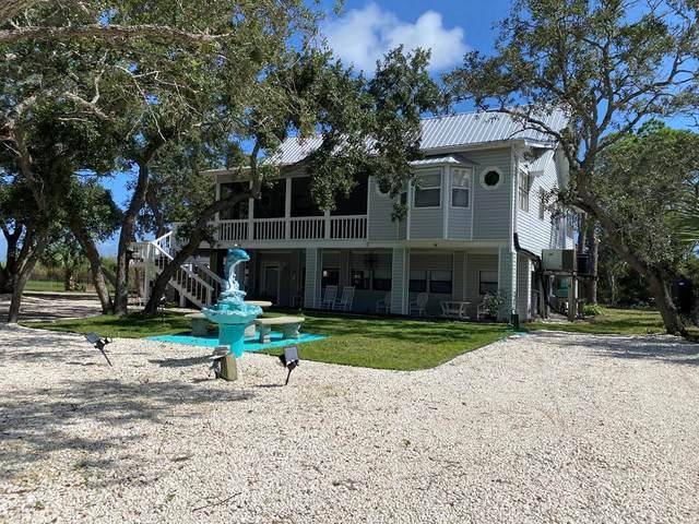 305 Wing St, ST. GEORGE ISLAND, FL 32328 (MLS #306137) :: The Naumann Group Real Estate, Coastal Office