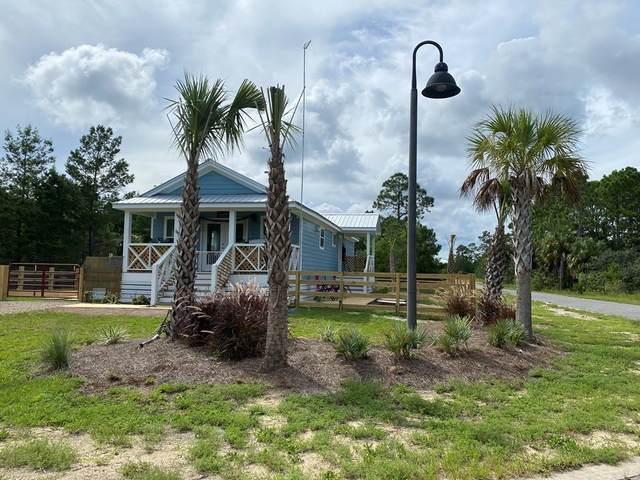 1581 Sea Breeze Way, CARRABELLE, FL 32322 (MLS #306155) :: Berkshire Hathaway HomeServices Beach Properties of Florida