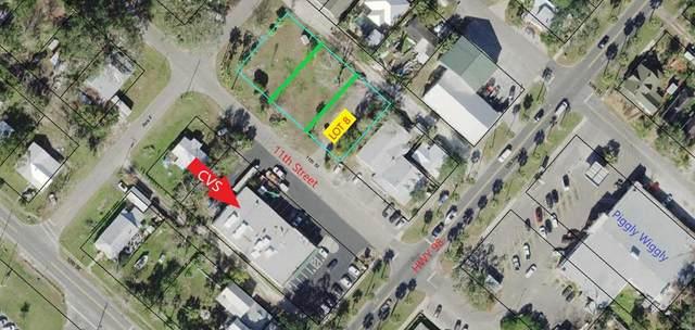 91 11TH ST, APALACHICOLA, FL 32320 (MLS #306157) :: Berkshire Hathaway HomeServices Beach Properties of Florida