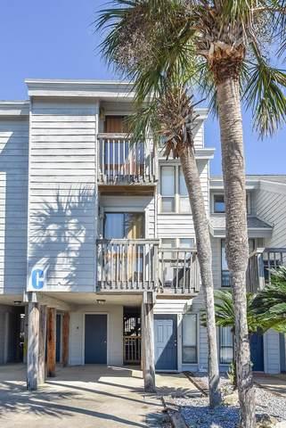 1760 E Gulf Beach Dr C1, ST. GEORGE ISLAND, FL 32328 (MLS #306168) :: Berkshire Hathaway HomeServices Beach Properties of Florida