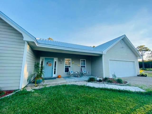 700 Timber Ridge Ct, EASTPOINT, FL 32328 (MLS #306191) :: Berkshire Hathaway HomeServices Beach Properties of Florida