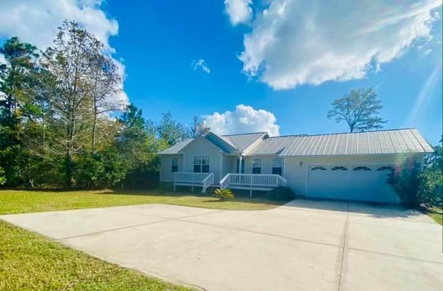 228 Paradise Ln, APALACHICOLA, FL 32320 (MLS #306300) :: Berkshire Hathaway HomeServices Beach Properties of Florida