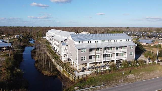 1120 15TH ST 1E, MEXICO BEACH, FL 32456 (MLS #306329) :: Berkshire Hathaway HomeServices Beach Properties of Florida