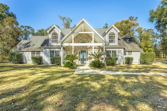 545 Oakwood Trl, CRAWFORDVILLE, FL 32327 (MLS #306343) :: The Naumann Group Real Estate, Coastal Office