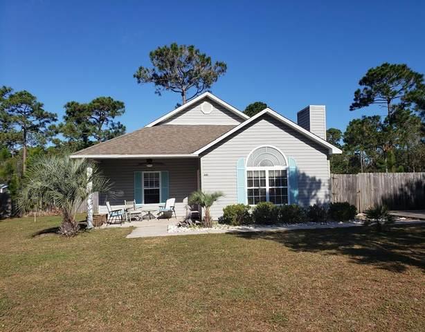 661 Cypress Ln, EASTPOINT, FL 32328 (MLS #306351) :: Berkshire Hathaway HomeServices Beach Properties of Florida