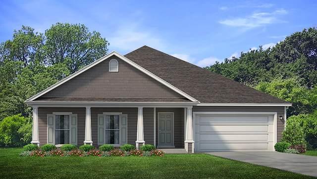 126 Backwater Rd Lot 41, PORT ST. JOE, FL 32456 (MLS #306408) :: Berkshire Hathaway HomeServices Beach Properties of Florida