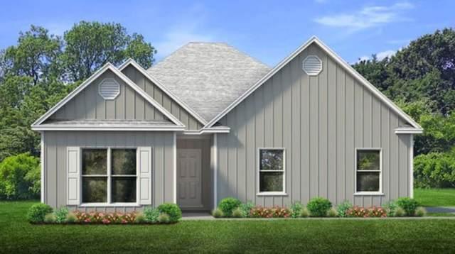 145 Whisper Ct Lot 34, PORT ST. JOE, FL 32456 (MLS #306471) :: Berkshire Hathaway HomeServices Beach Properties of Florida