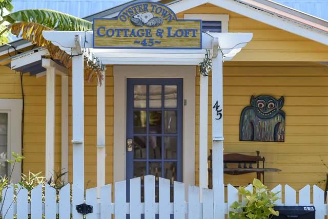 45 Commerce St Cottage & Loft, APALACHICOLA, FL 32320 (MLS #306587) :: The Naumann Group Real Estate, Coastal Office