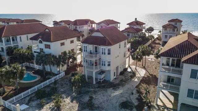 1822 Sunset Dr, ST. GEORGE ISLAND, FL 32328 (MLS #306655) :: The Naumann Group Real Estate, Coastal Office
