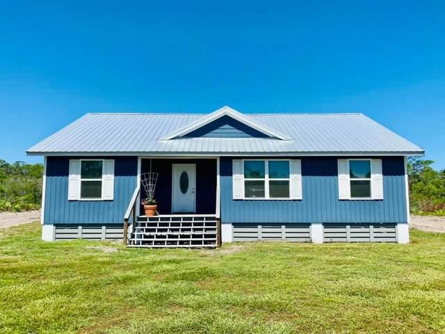 300 Blue Heron Dr, EASTPOINT, FL 32328 (MLS #306656) :: Anchor Realty Florida