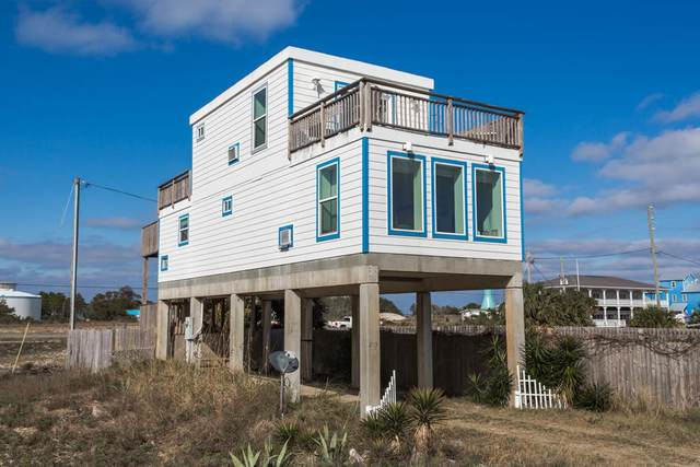 215 W Gorrie Dr, ST. GEORGE ISLAND, FL 32328 (MLS #306702) :: The Naumann Group Real Estate, Coastal Office