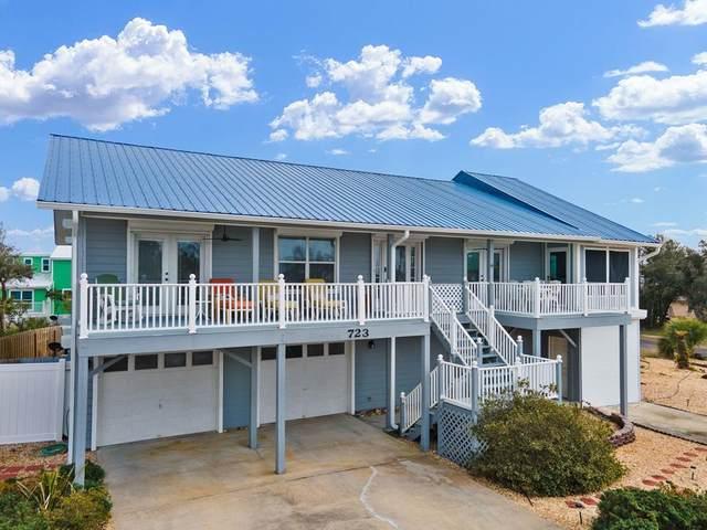 723 Gulf Aire Dr, PORT ST. JOE, FL 32456 (MLS #306757) :: The Naumann Group Real Estate, Coastal Office